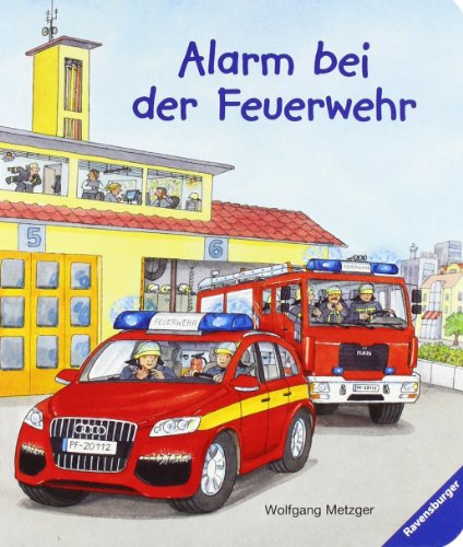 Alarm bei der Feuerwehr