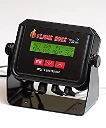 Flame Boss 200 vs 300 | Temperature Controller