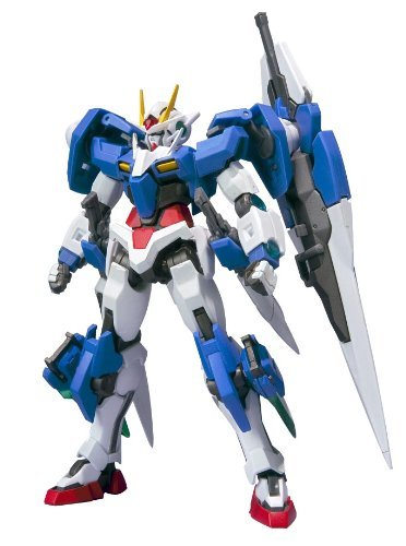 Gundam 00 - 00 Gundam Seven Sword Robot Soul Figurine