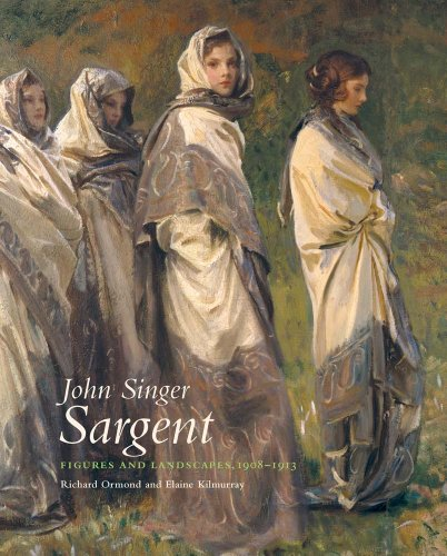John Singer Sargent: Figures and Landscapes 1908-1913: Figures and Landscapes 1908-1913: The Complete Paintings, Volume VIII (Complete paintings of John Singer Sargent)