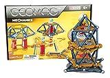 Geomag Mechanics Construcciones magnéticas y juegos educativos, 222 Piezas (723), Multicolor