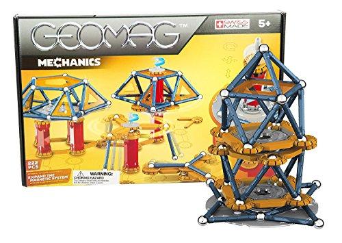 Geomag -   723 - Mechanics,