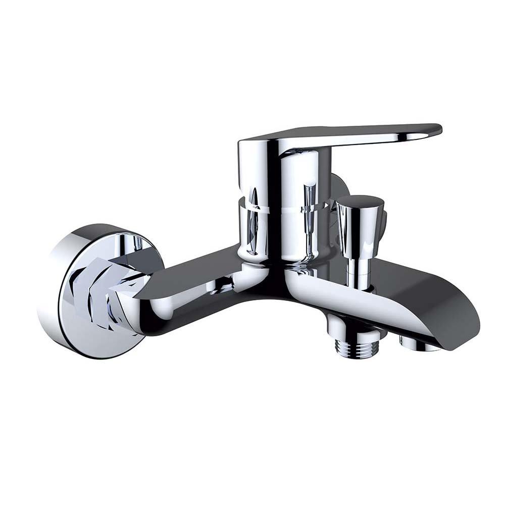 Clever 99372 Monomando baño-ducha mural: Amazon.es: Bricolaje y ...