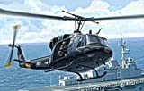 Rsabub Kit de Pintura Diamante 5D,Helicóptero 5D DIY Kit de Pintura Decorativa para Taladro Completo (30x40cm)