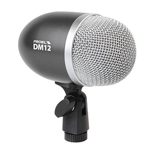 Proel EIKON DM12 - Microfono dinamico professionale per...