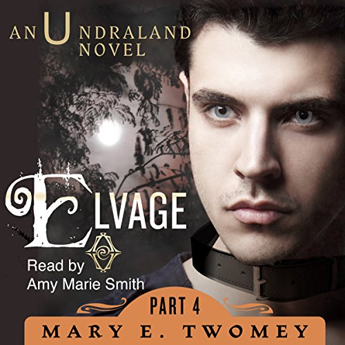 Elvage audiobook cover art