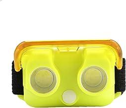 Led Koplamp Zaklamp Water Weerstand Koplamp Mini Koplamp Wandelen Head Light Hight Licht Outdoor Verlichting Accessoires