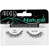 Ardell Fashion Lashes Natural Strip Lash, Black [120] 1 ea (Pack of 5)
