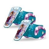 Mondo Toys – Frozen II Clip-On Skate – Ruedas de Zapatos – Rodillos de Dos Ruedas para Tus Tacones – Ruedas LED Light – Medida Ajustable – Carga hasta 50 kg – 28623