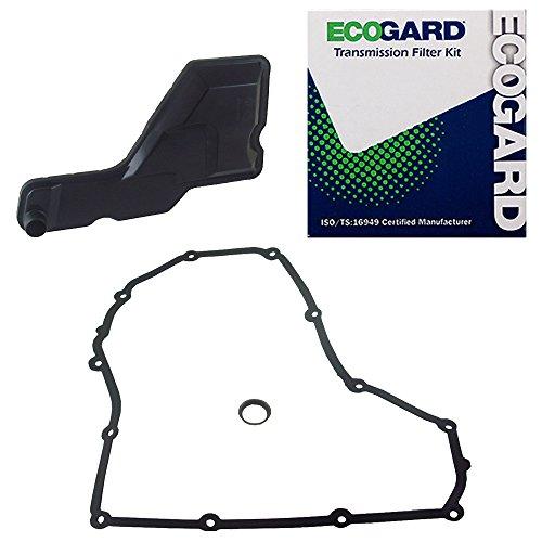 ECOGARD XT1268 Kit de filtro de transmisión para Chevrolet Malibu, 1995-2005 Cavalier, 2006-2011 HHR,…