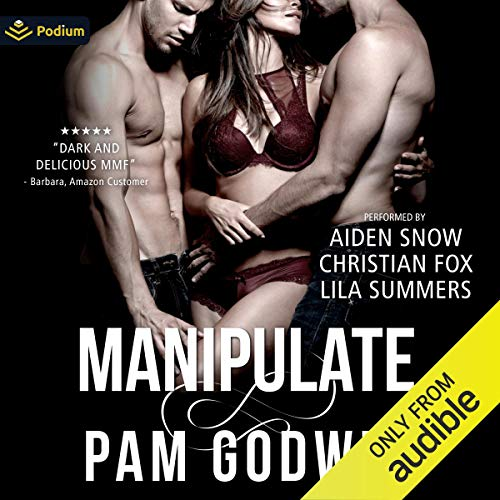 Manipulate Audiobook By Pam Godwin cover art