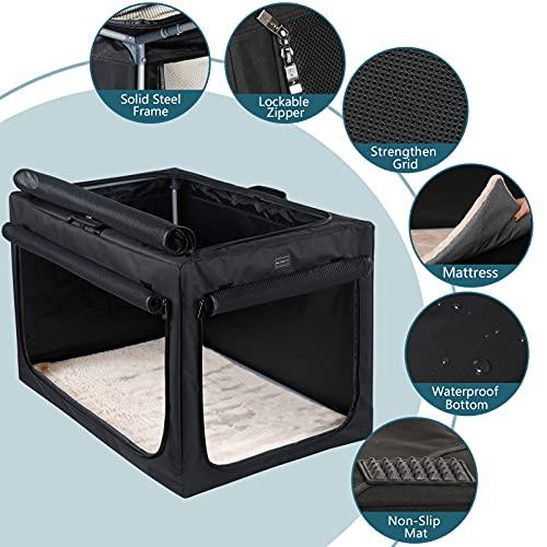 Petsfit Soft Dog Car Crate