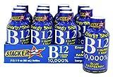 Stacker 2 Blue Raspberry B12 Energy Shot (12 Pack)