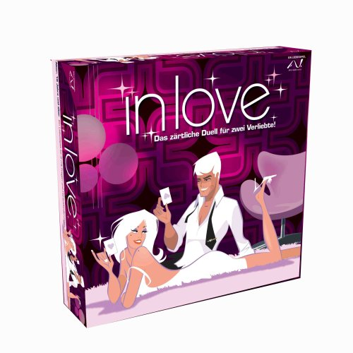 Huch Verlag 875532 - In Love, Partnerspiel