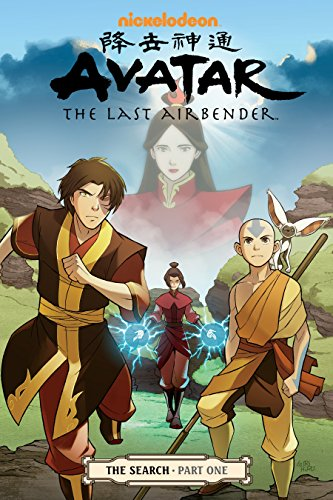 Avatar: The Last Airbender - The Search Part 1 (English Edition)