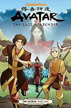 Avatar: The Last Airbender - The Search Part 1 by [Gene Luen Yang, Various]