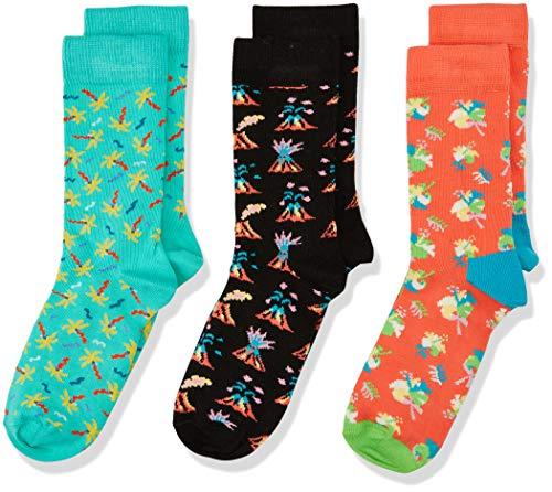 Pack de 3 para Beb/és Happy Socks Kids Pride Gift Box Calcetines,