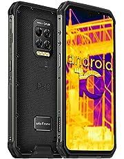 Ulefone Armor 9 Outdoor Smartphone met FLIR Warmtebeeldcamera - 6.3 Inch FHD + Display 64MP Camera 128GB ROM+8GB RAM Helio P90 6600mAh Bluetooth 5.0 NFC IP68 Waterdichte Mobiele Telefoons