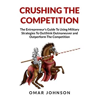 Crushing the Competition cover art