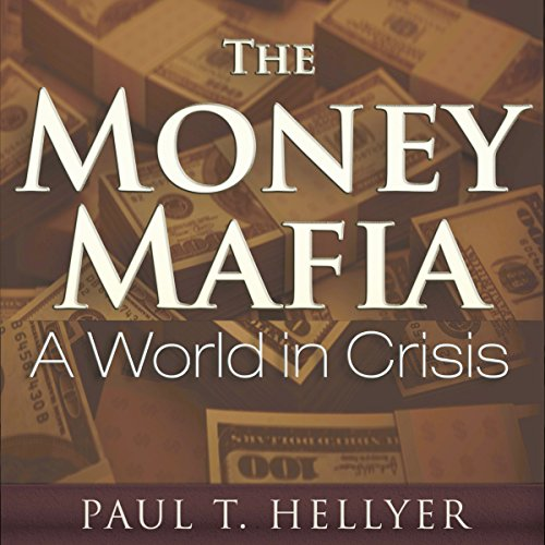 The Money Mafia audiobook cover art