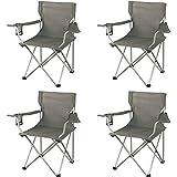 Ozark Trail Regular Arm Chairs, Set of 4