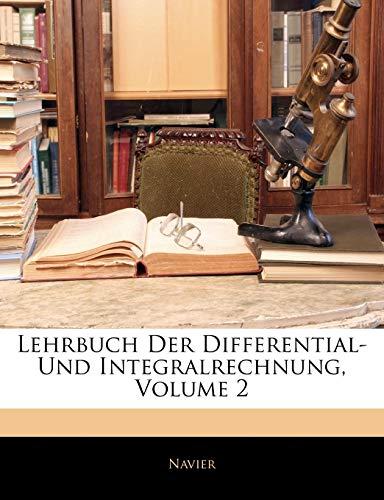 Navier: Lehrbuch der Differential- und Integralrechnung. Zwe