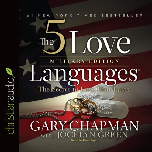 The 5 Love Languages Military Edition cover art