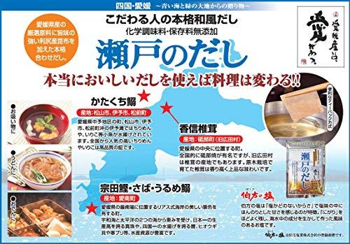 阿川食品 瀬戸のだし (8g×20袋)2個セット だしパック 国産 和風 万能だし 出汁 無添加 パック