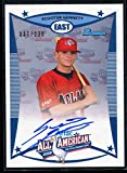 Scooter Gennett AUTO 2008 Topps AFLAC All American Autograph Baseball Trading Card #SGE Sarasota FL High School