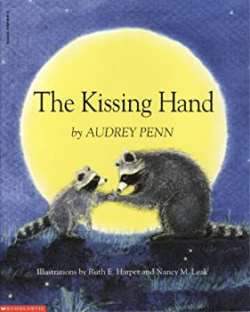 Paperback The Kissing Hand Book