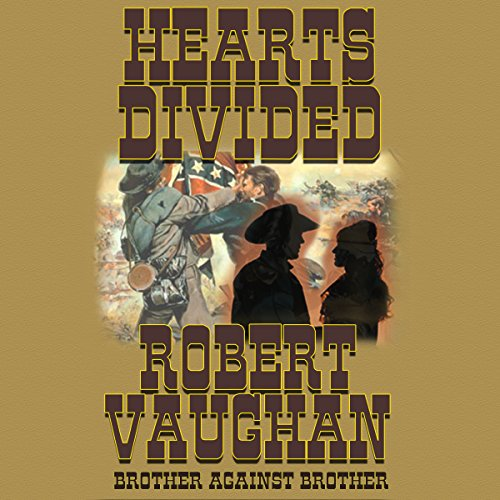 Hearts Divided audiobook cover art