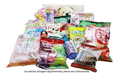 Pack Japonais Surprise avec 10 articles uniques !