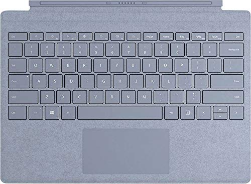 Microsoft Surface Pro Type Cover (QWERTZ Keyboard) eis blau