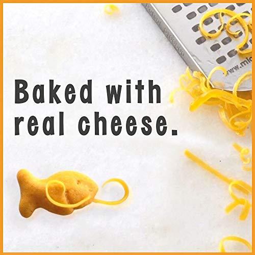 Goldfish Cheddar Crackers, 22 Snack Packs, 28g Each