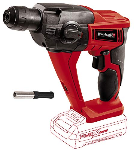 Einhell TE-HD 18 Li - Solo Power X-Change Cordless Hammer Drill - Supplied Without Battery & Charger