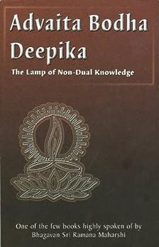 Advaita Bodha Deepika by [Karapatra Swami, Venkataramaiah Munagala]