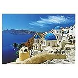 JBSON Puzzle 1000 piezas,Colección,Rompecabezas de calidad, Jigsaw Puzzle(Mar Egeo)