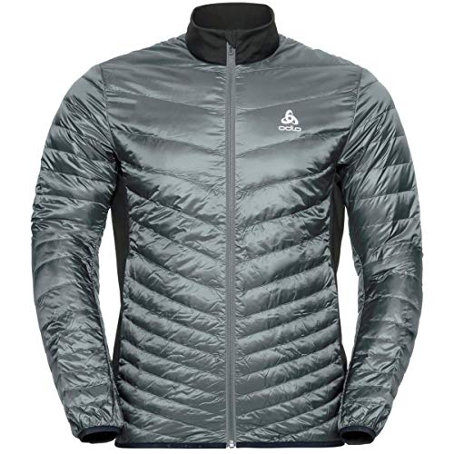 Odlo Insulated Cocoon N-Thermic Light Jacket Homme, Monument-Noir, s