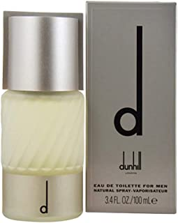 Dunhill D Eau De Toilette For Men, 100 ml