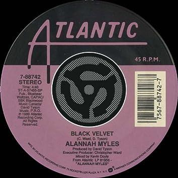 Black Velvet / If You Want To [Digital 45]
