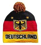 Generisch Deutschland Bommelmütze Mütze Wintermütze