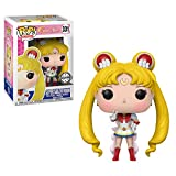 Funko Pop Animation: Sailor Moon Crisis Outfit Collectible Figure, Multicolor