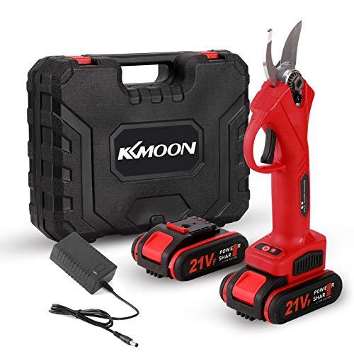 KKmoon - Cesoie elettriche senza fili, 21 V, potatura, potatura, potatura, rami