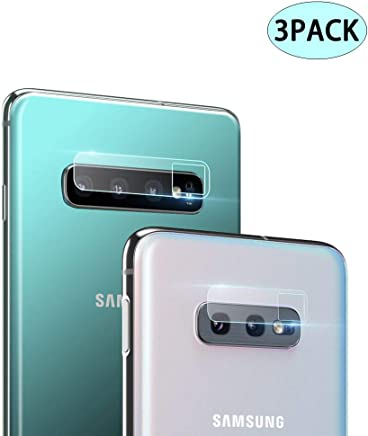 Samsung Galaxy S10 / S10 Plus Camera Lens Protector,...
