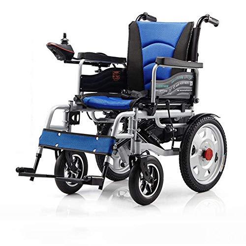 SED Faltbarer Zusatzrollstuhl Mit Leichtem Trolley Und Benutzerfreundlichem Rollstuhl, Antrieb Mit Elektroantrieb Oder Verwendung Als Manueller Stuhl, Fünf-Gang-Verstellungen, Hilfswagen Mit Gehhilfe
