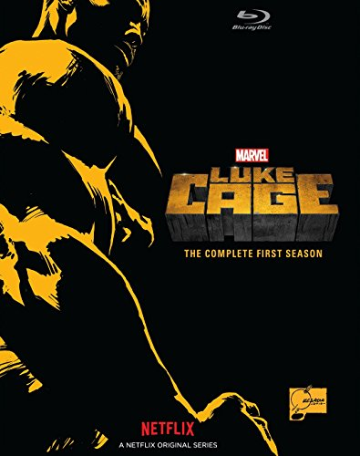 Luke Cage: The Complete First Season [Blu-ray]