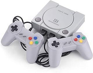 وحدة تحكم ألعاب محمول RS-70 من فيست نايت مع مقبضين لللاعبين 648 لعبة كلاسيكية مدمجة لمحبي ألعاب الفيديو للأطفال