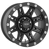 """51m5X+OQIyL. SL160 - Pro Comp Alloys Series 31 Wheel with Flat Black Finish (16x8""""/5x114.3mm)"""