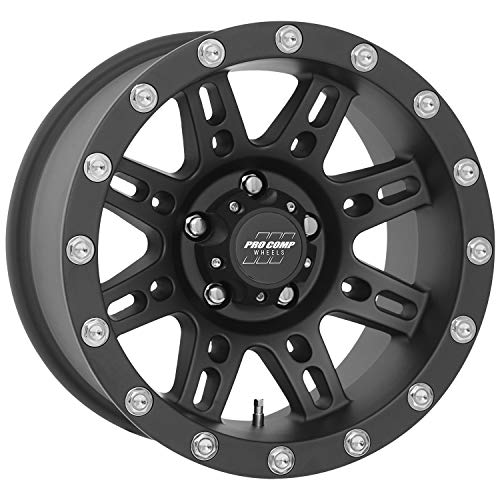 Pro Comp Alloys Series 31 Wheel with Flat Black Finish (20x9'/5x139.7mm)