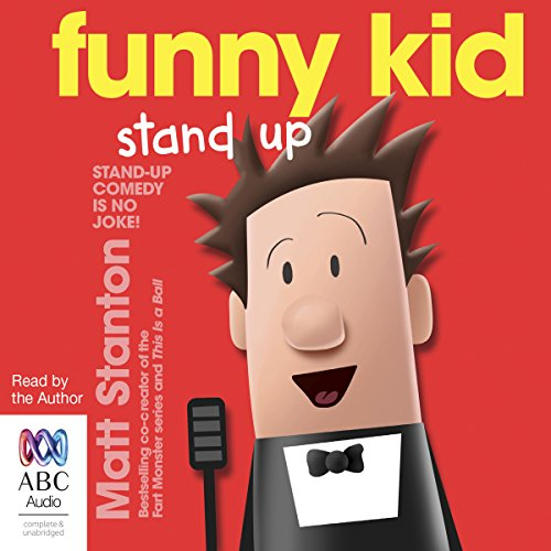 Funny Kid Stand Up cover art